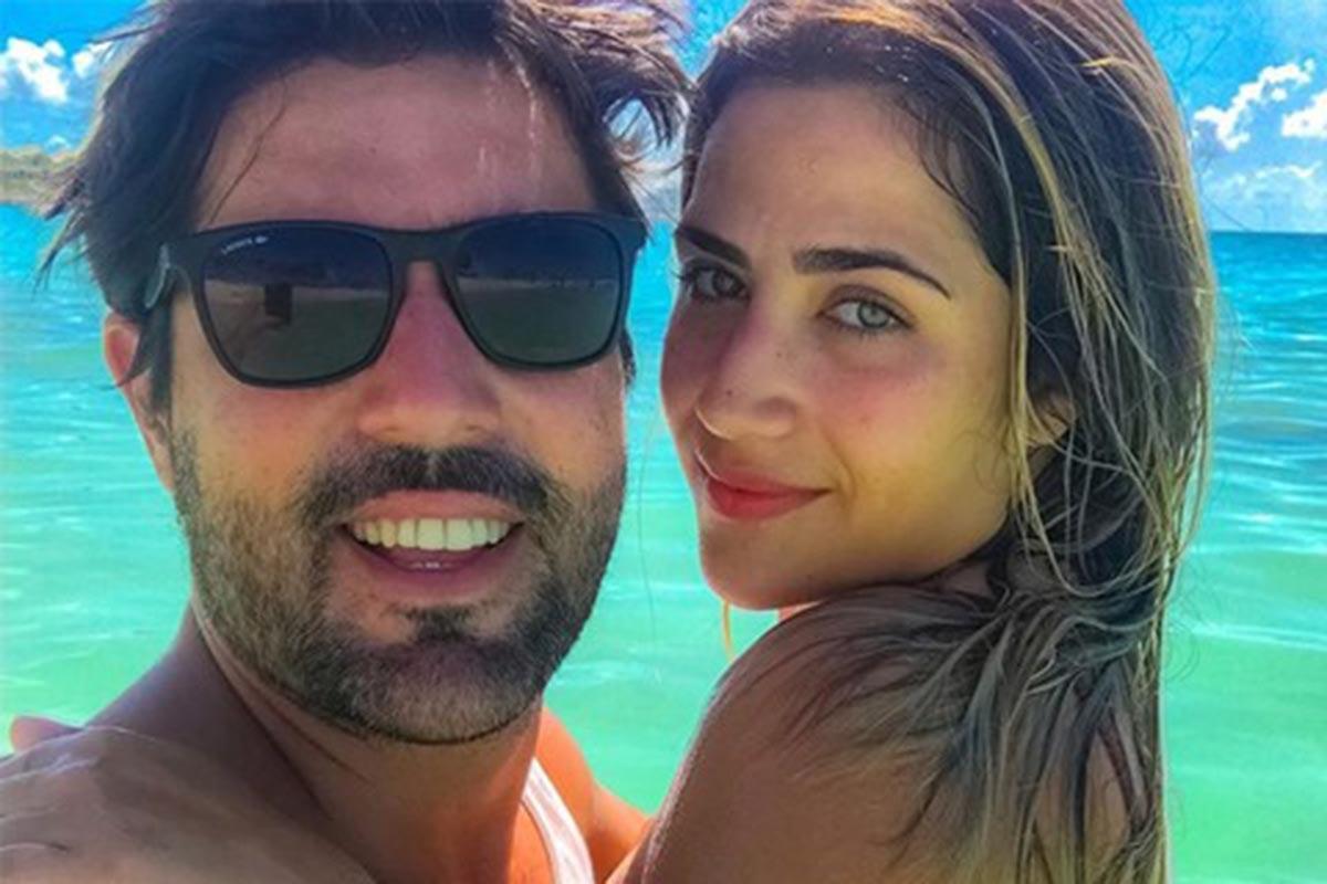 Sandro Pedroso e Jéssica Beatriz Costa