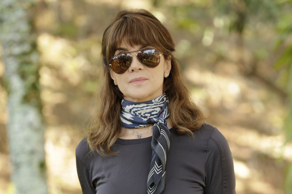 Susana na novelas Apocalipse