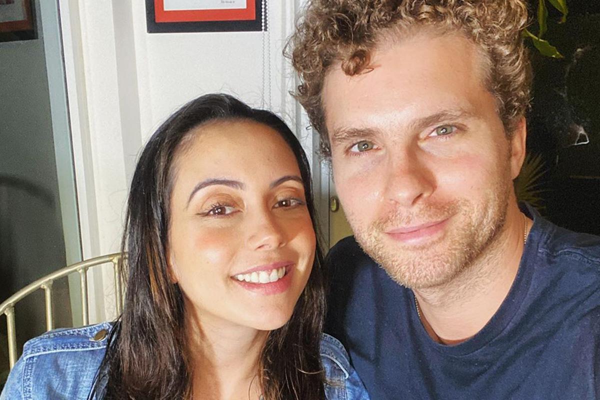 Mariana Vaz e Thiago Fragoso