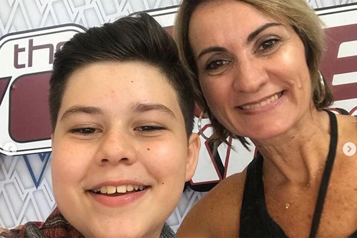 Mãe fala pela primeira vez sobre morte de ex-The Voice Kids