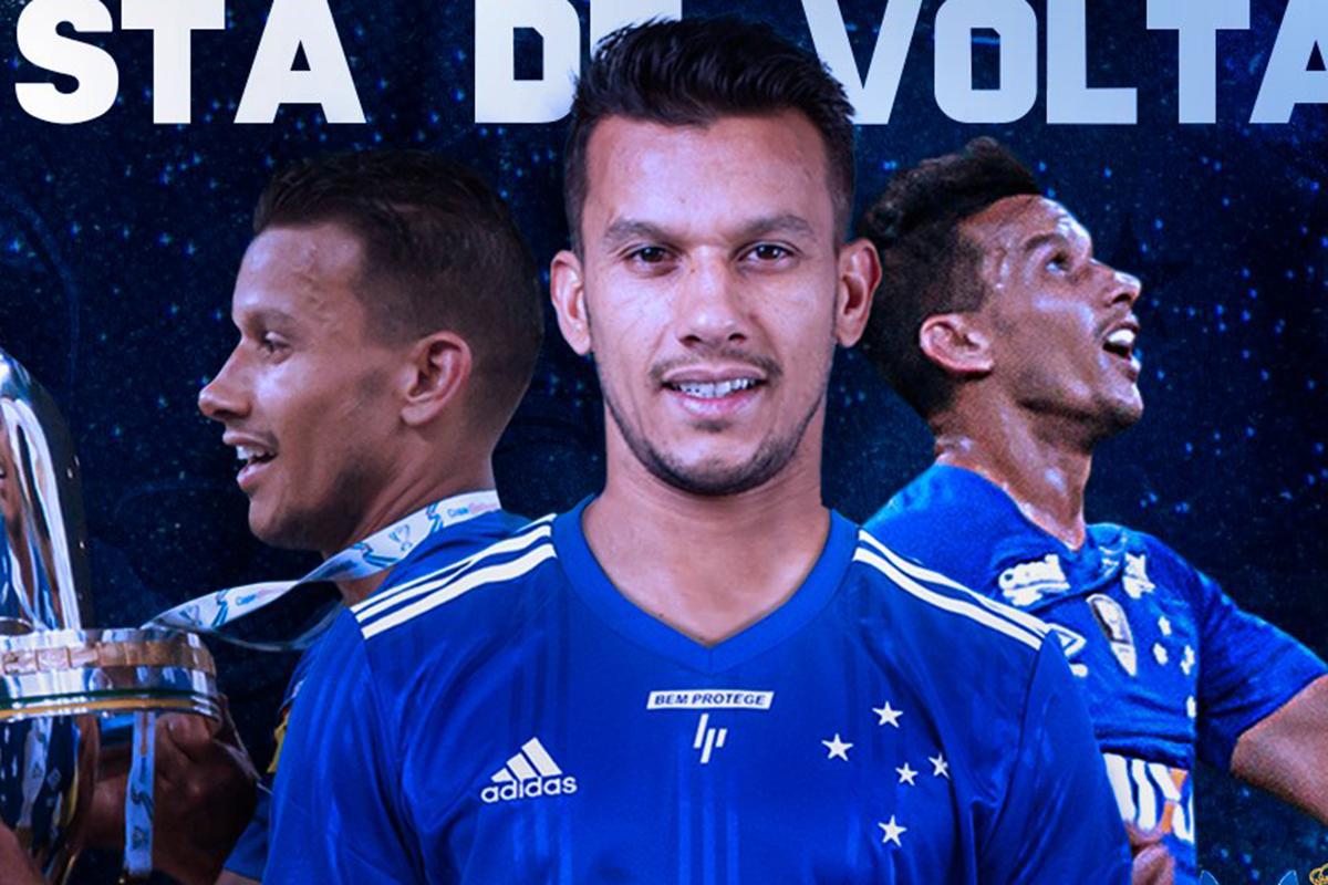 Henrique, jogador de futebol do Cruzeiro