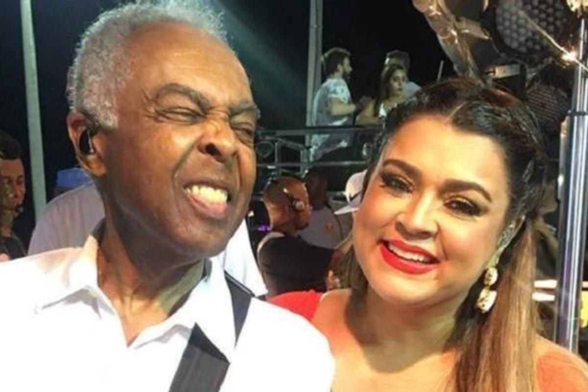 Gilberto Gil e Preta Gil
