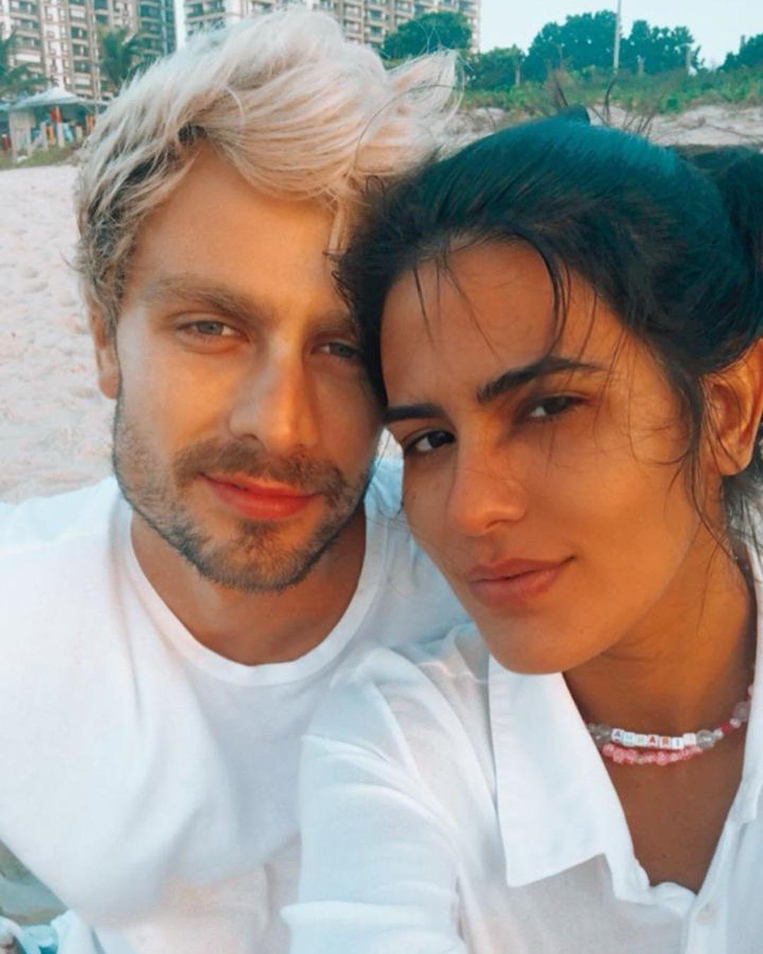 Antonia Morais e Paulo Dalagnoli