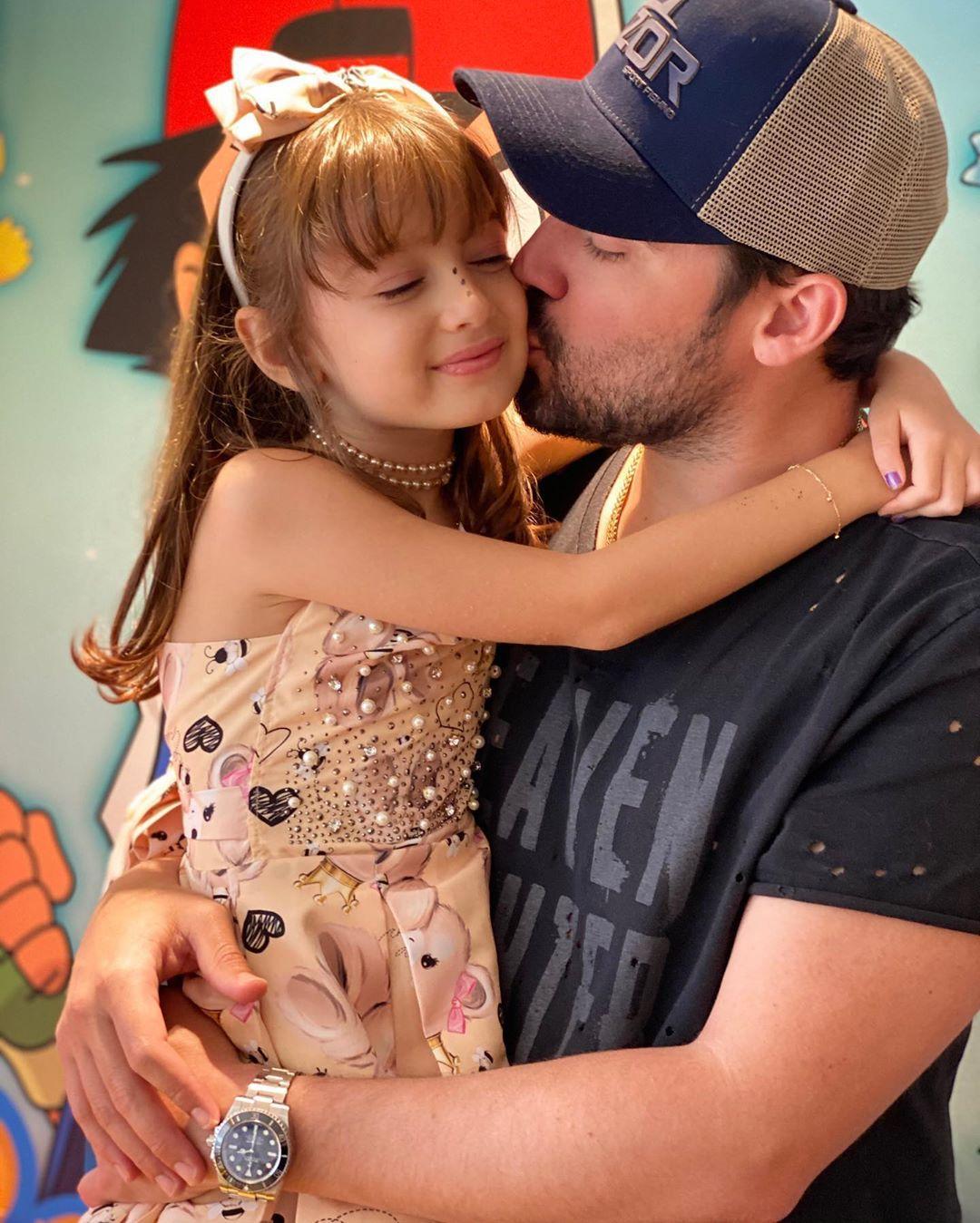 Fernando e a filha, Alice