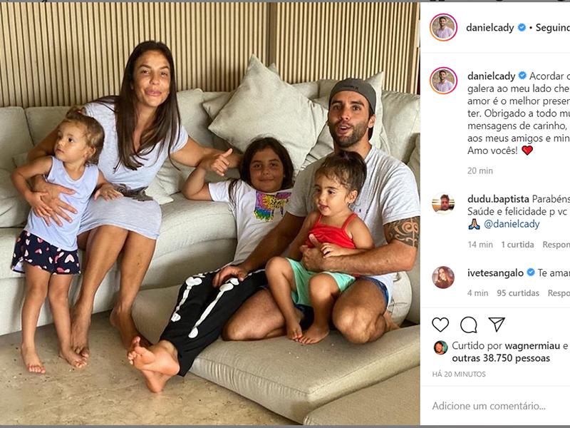 Família de Ivete Sangalo