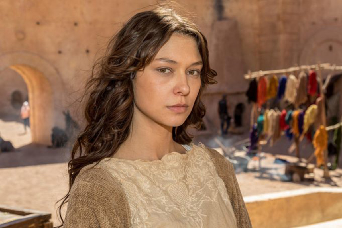 Madalena na novela Jesus