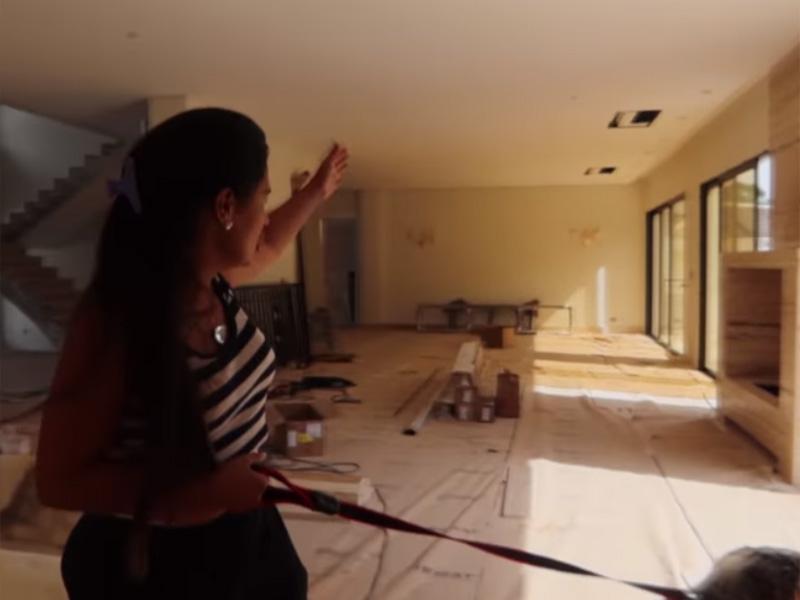 Nova mansão da Simone