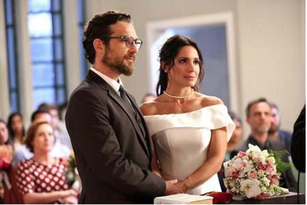 Casamento de Zoe e Benjamin