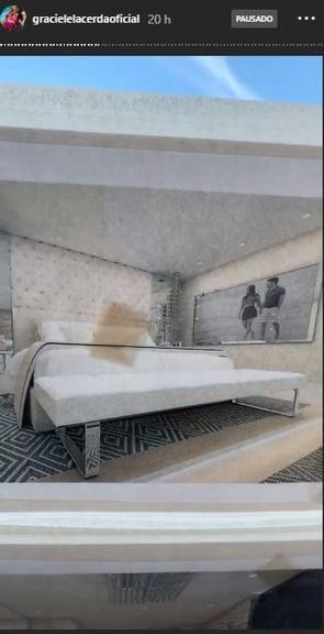 Novo apartamento de Graciele Lacerda e Zezé Di Camargo