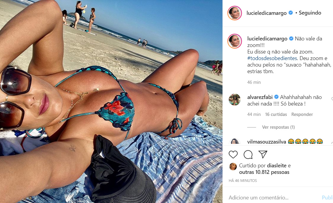 Luciele Di Camargo