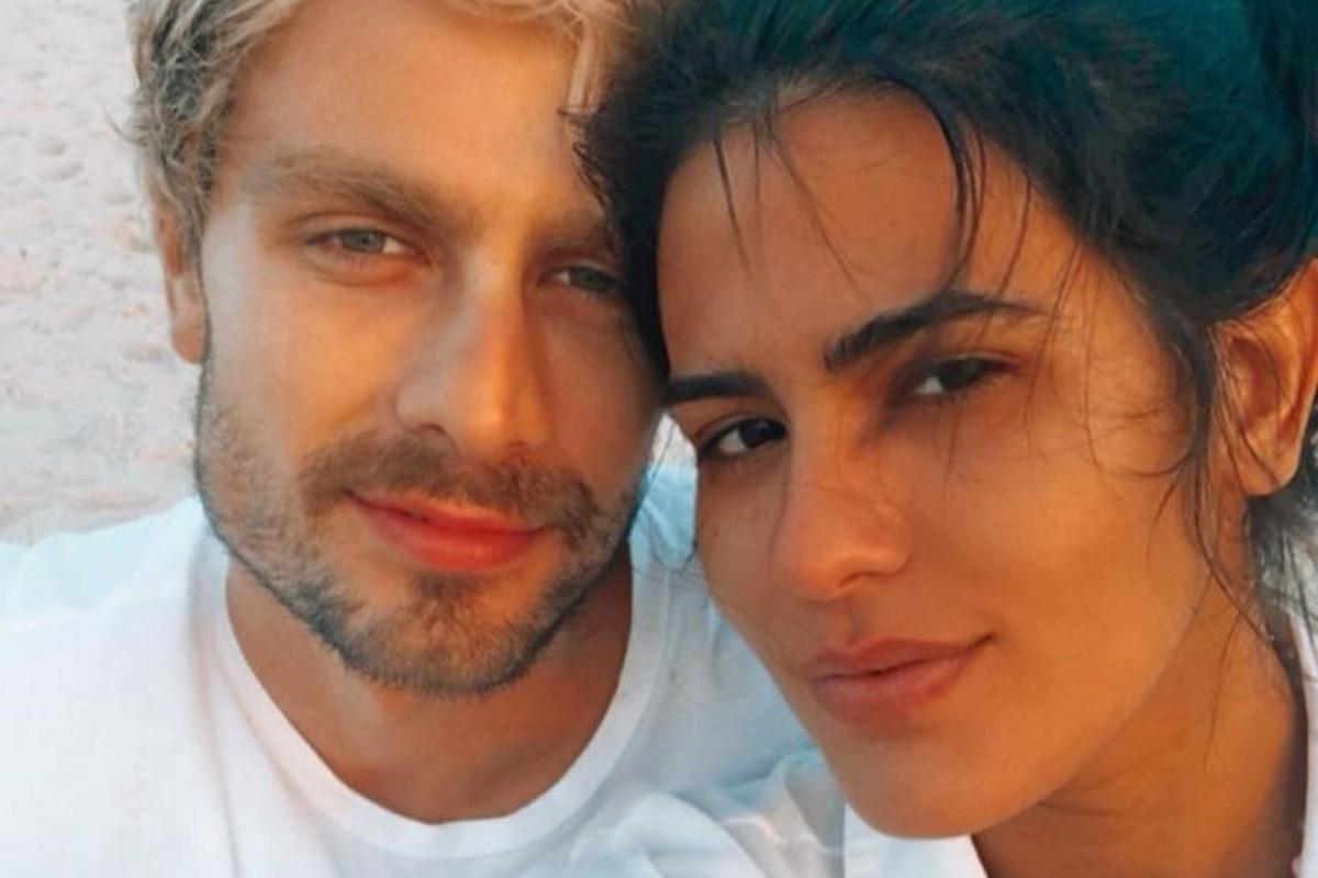Antonia Morais e Paulo Dalgnoli