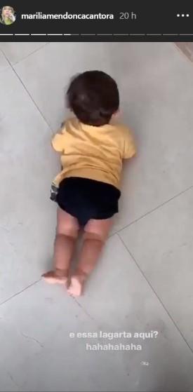 Filho da Marília Mendonça