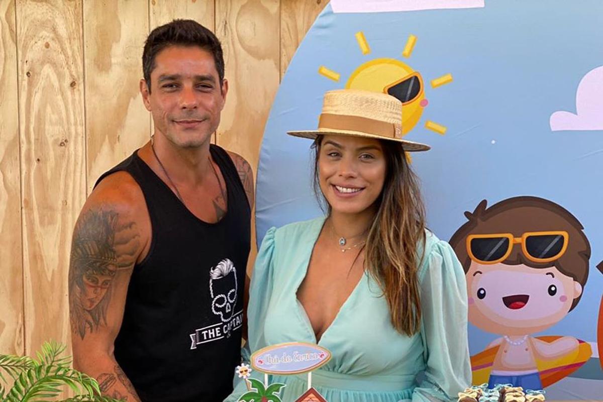 Diego e Franciele Grossi