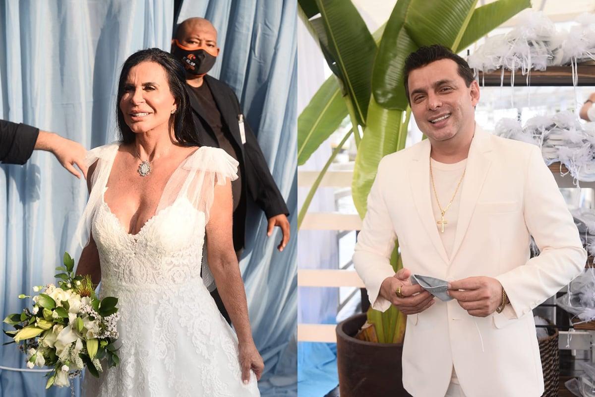 Casamento de Gretchen e Esdras de Souza