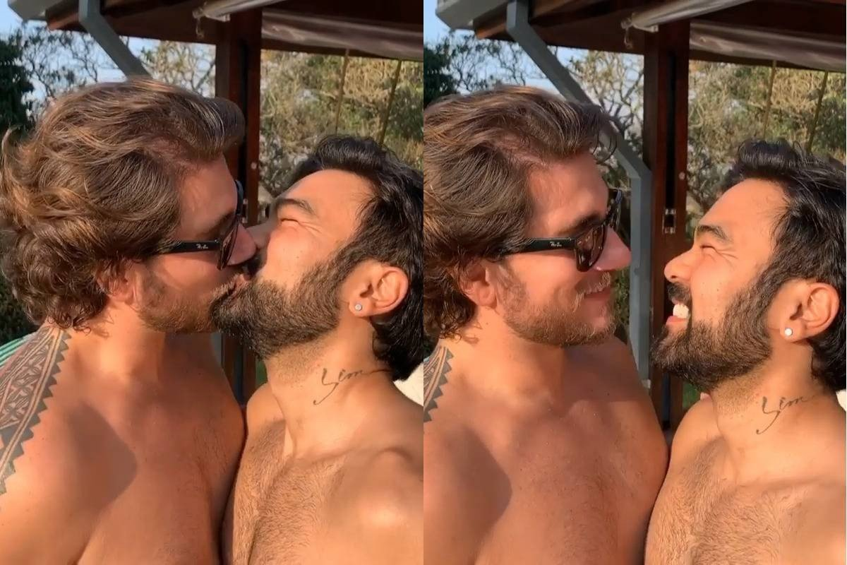 Rafael Piccin e Mauro Sousa
