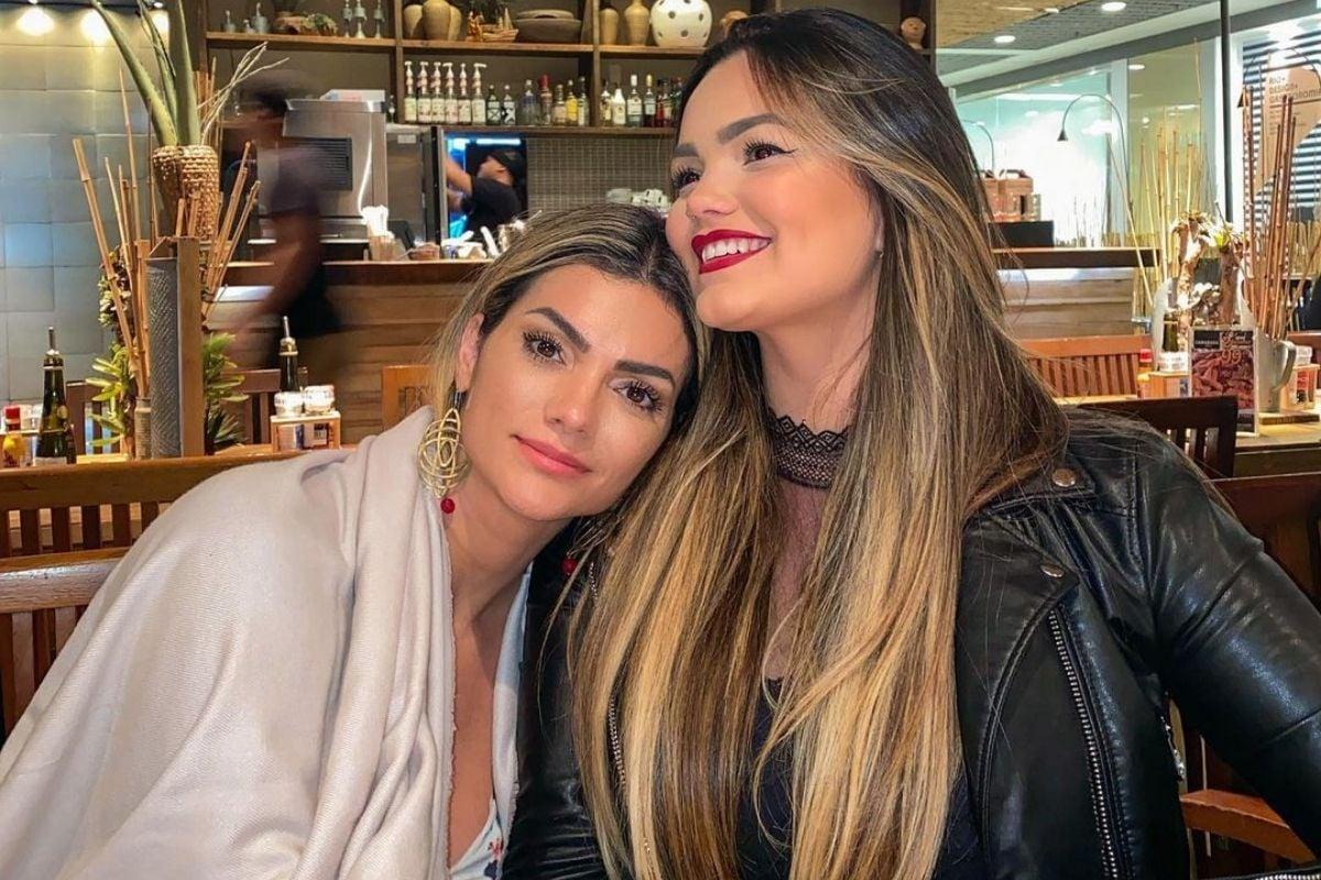 Kelly Key e Suzanna Freitas