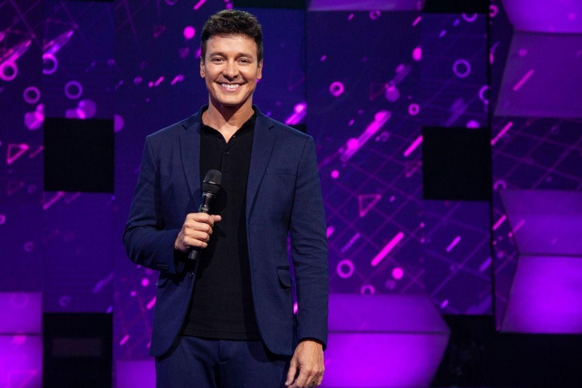 Rodrigo Faro. Foto: Edu Moraes/ Record TV