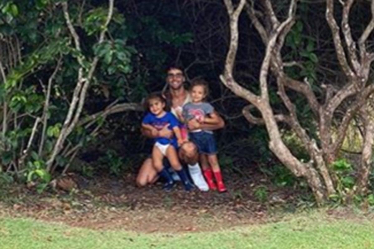 Daniel Cady e as filhas gêmeas