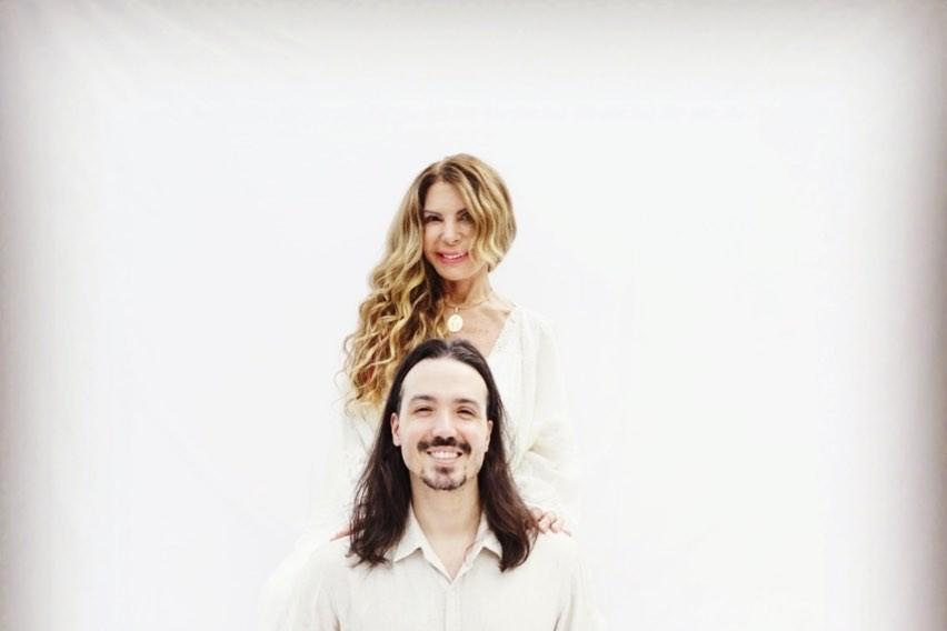 Elba Ramalho e Luã Yvys - reprodução/instagram