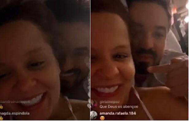 Maiara e Fernando