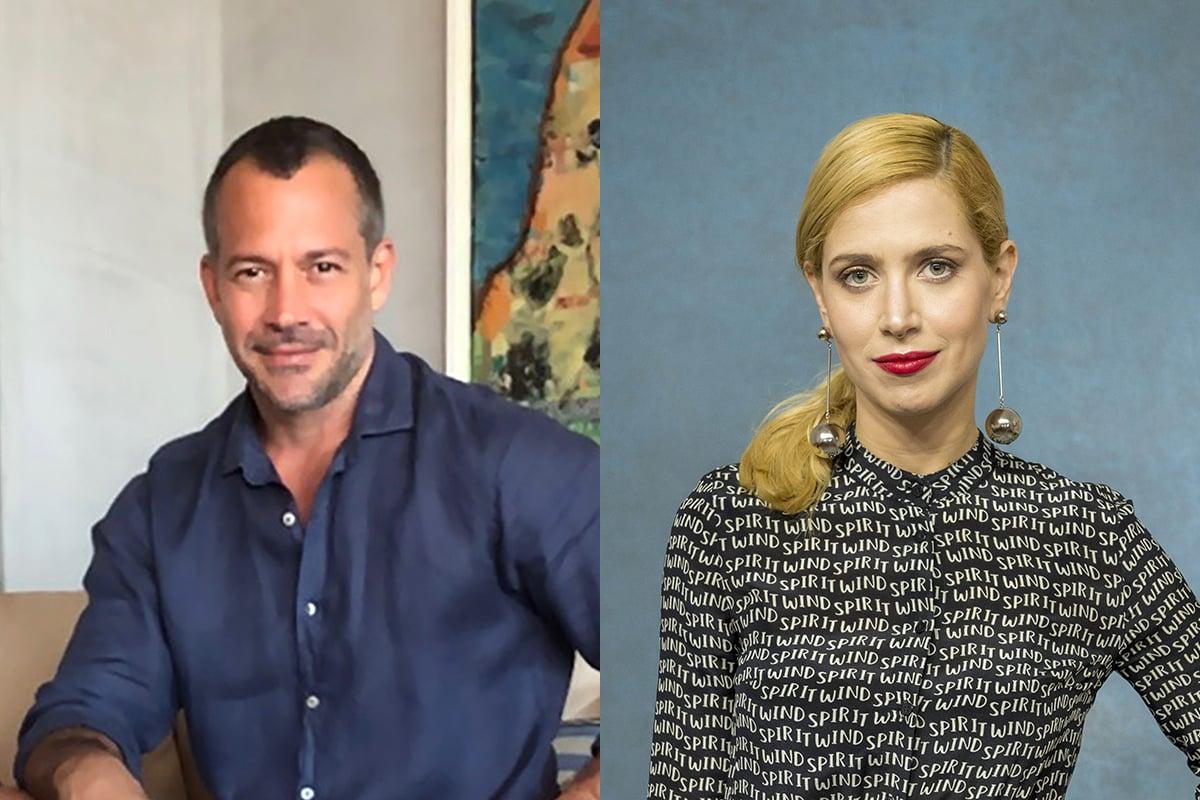 Malvino Salvador e Mel Lisboa