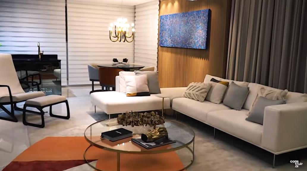 Apartamento de Zezé Di Camargo e Graciele Lacerda em Santa Catarina