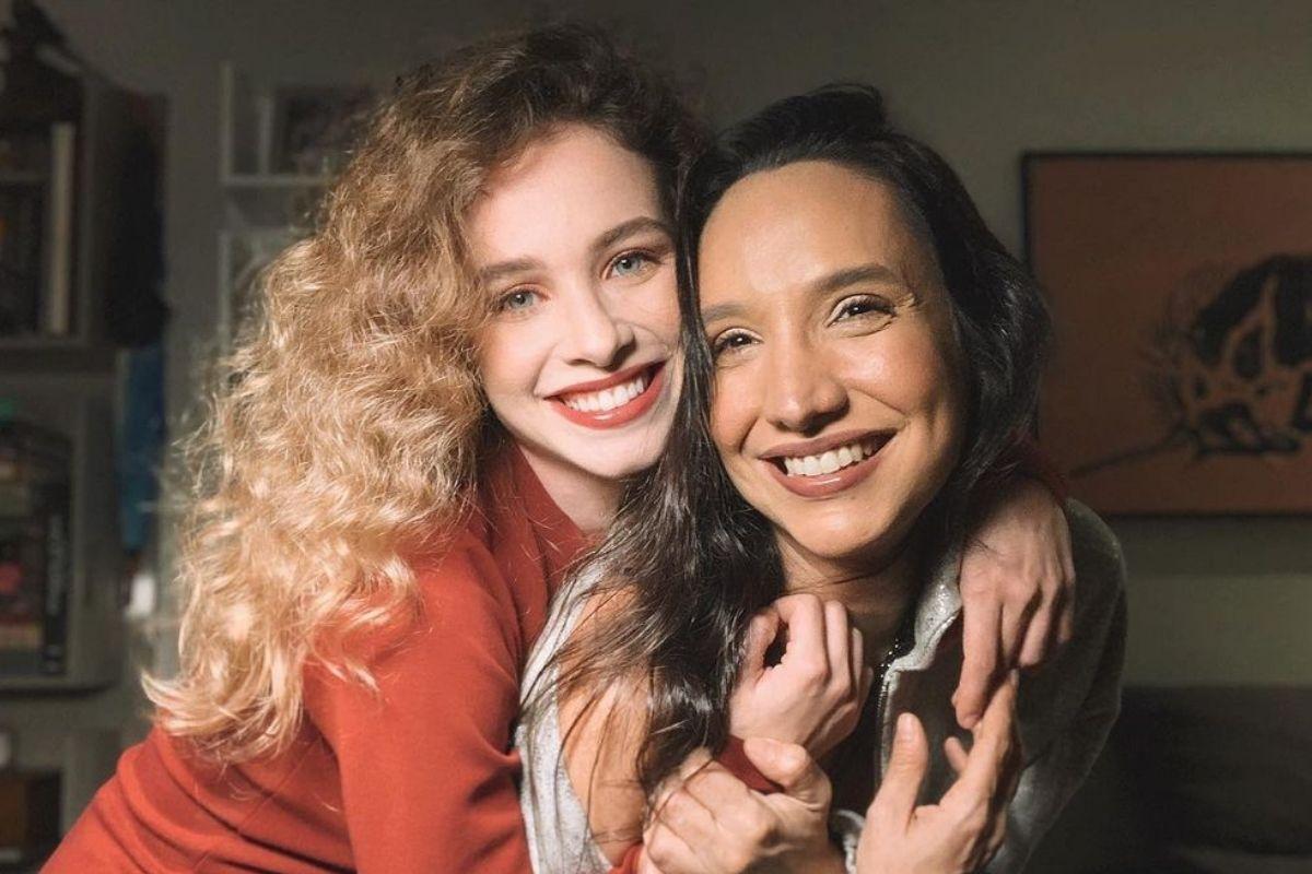 Maria Maya e Laryssa Ayres
