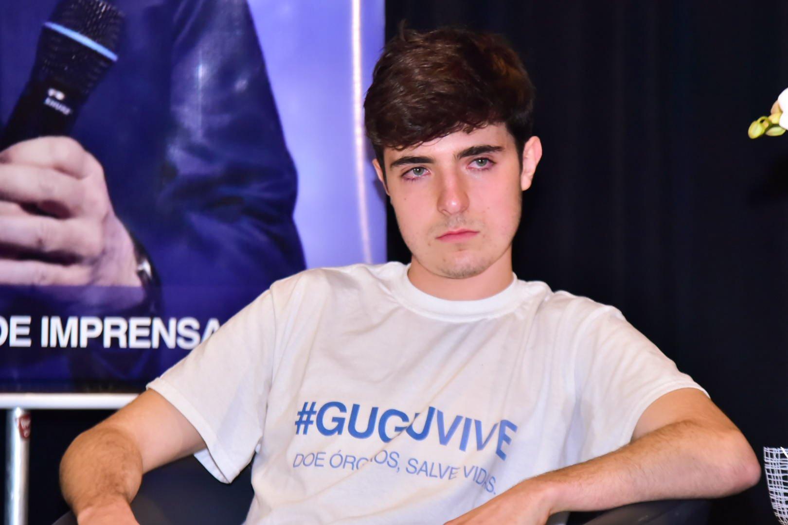 Família de Gugu Liberato lança campanha de doação de órgãos