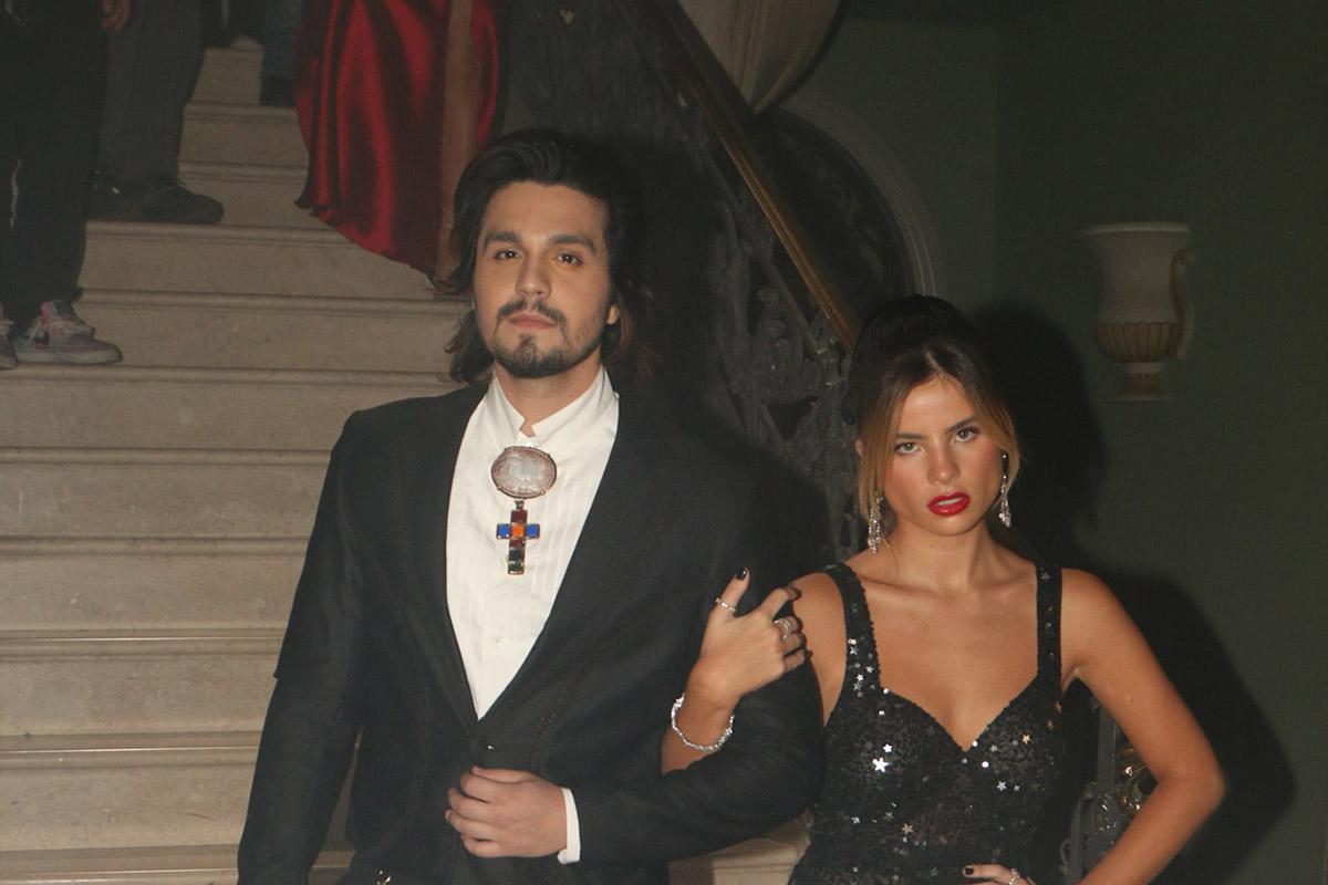 Luan Santana e Giulia Be