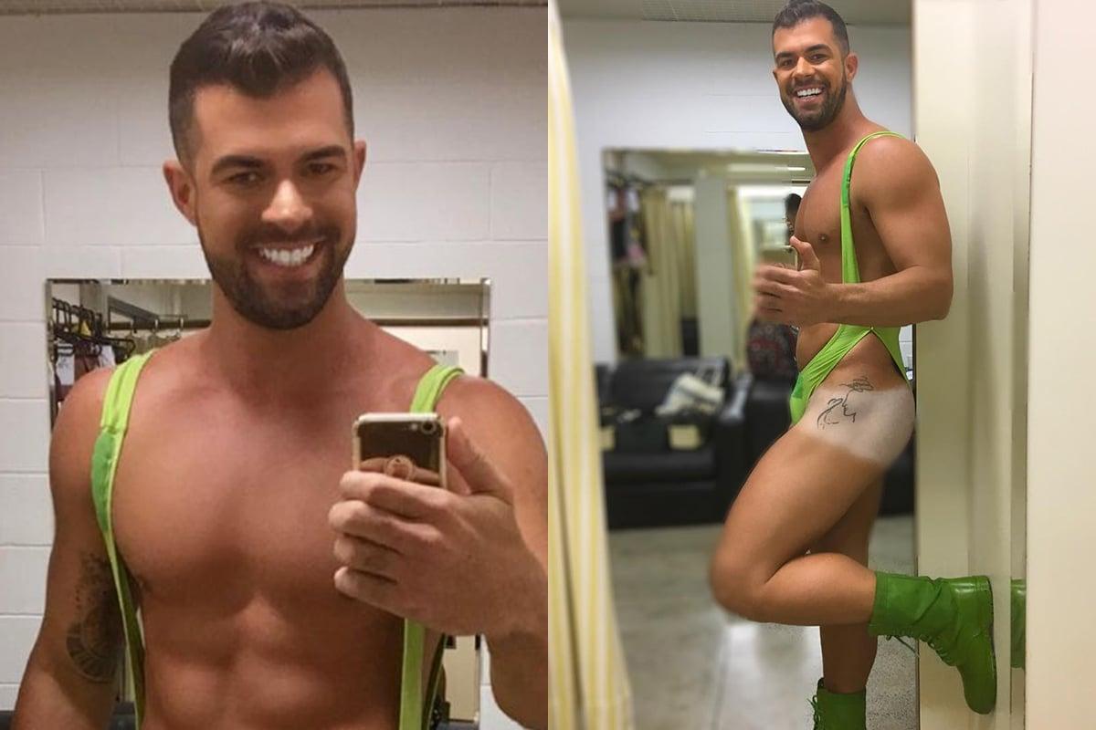 Bruno Miranda, o Borat