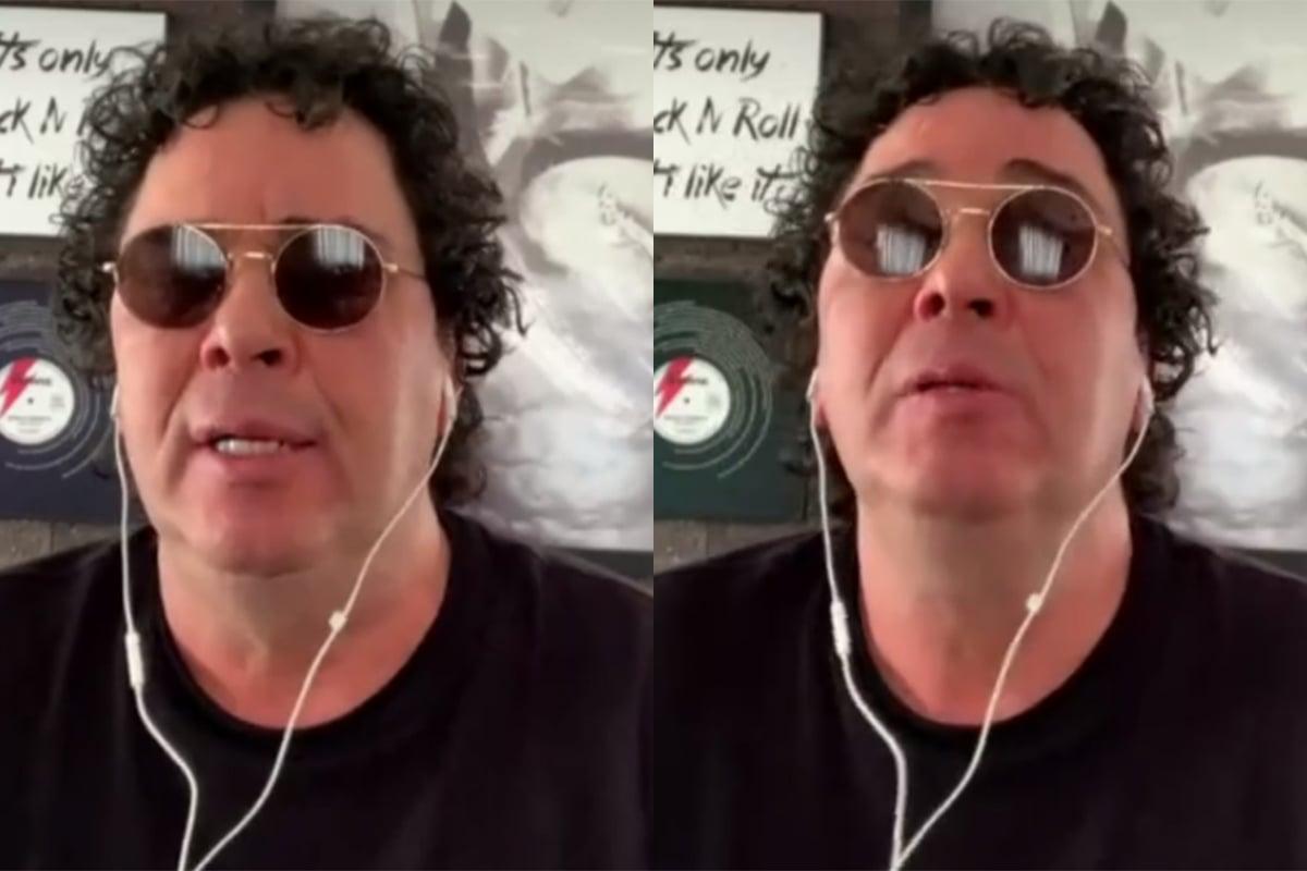 Casagrande chora ao falar do Maradona