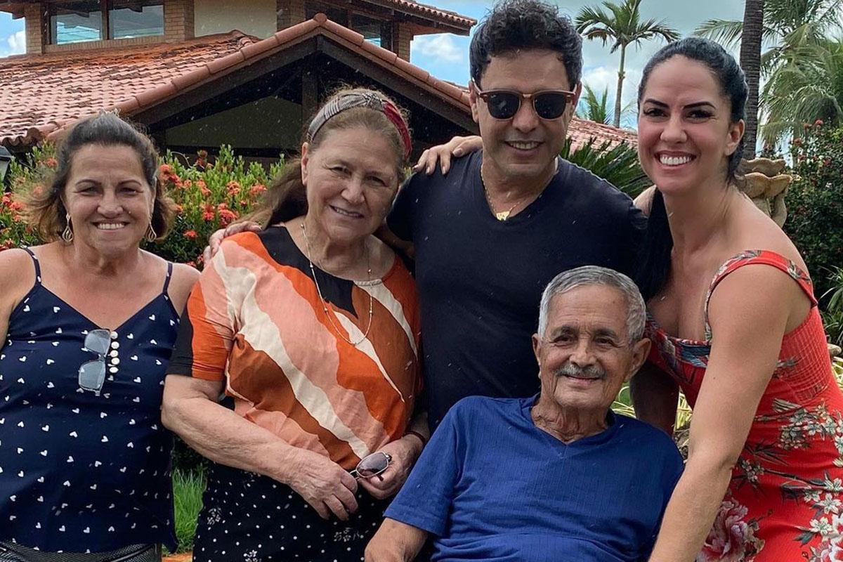 Família de Zezé Di Camargo