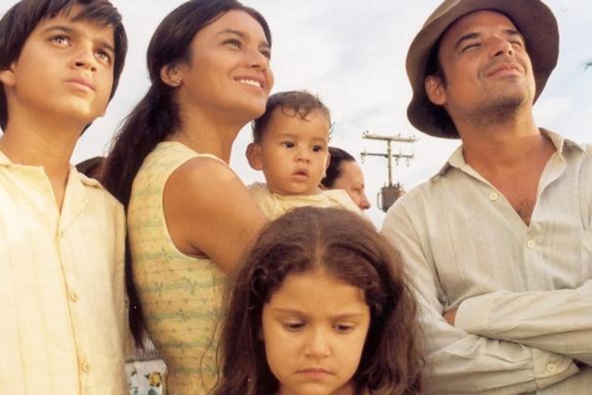 Cena do filme 'Dois Filhos de Francisco'