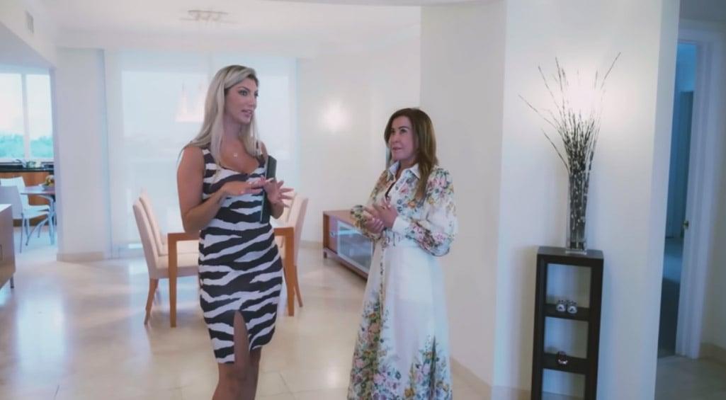 Zilu Camargo mostra seu apartamento em Miami