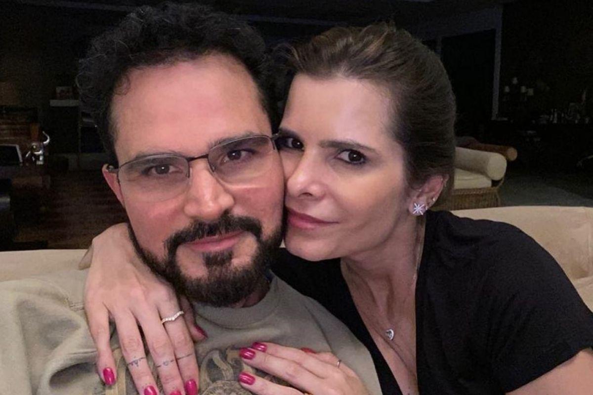 Luciano Camargo e Flávia Camargo
