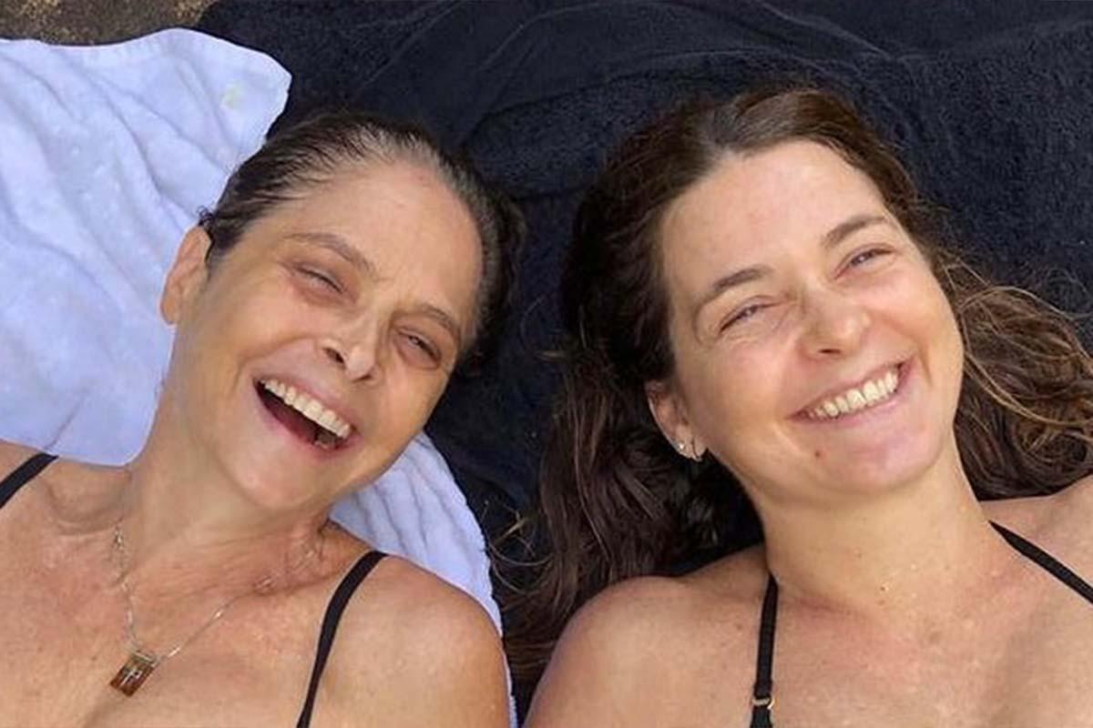 Drica Moraes e Claudia Abreu