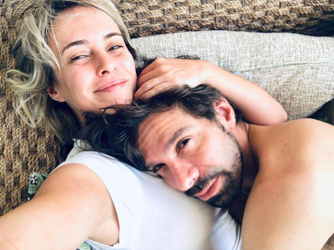 Fernanda Nobre e José Roberto