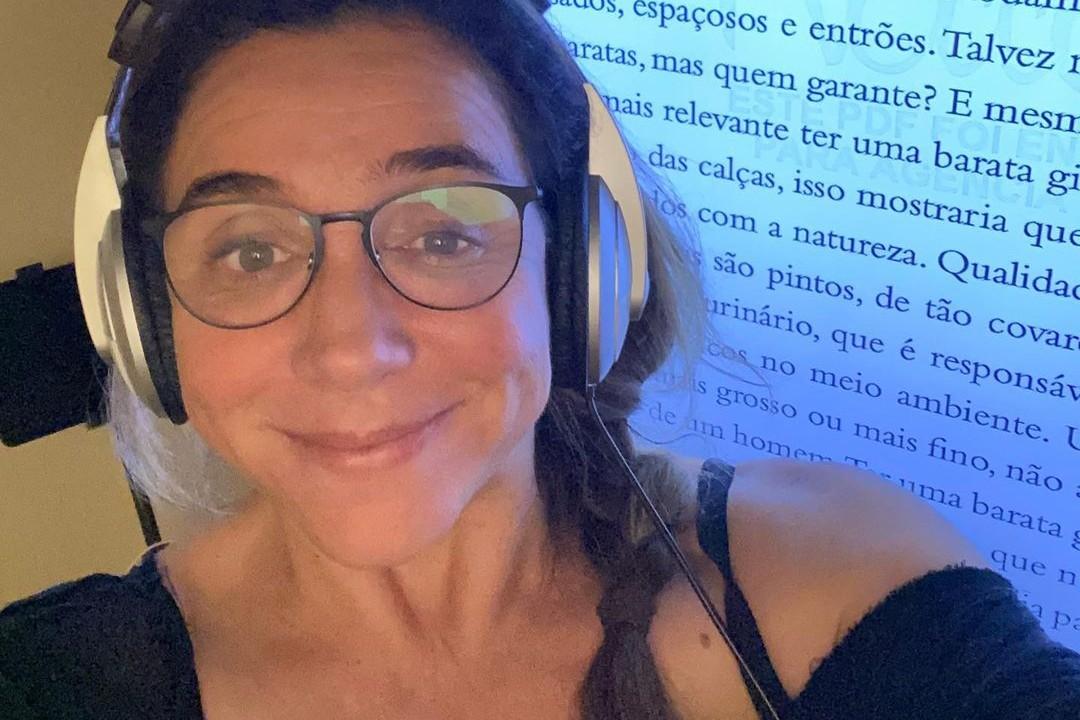 Marisa Orth - reprodução - instagram