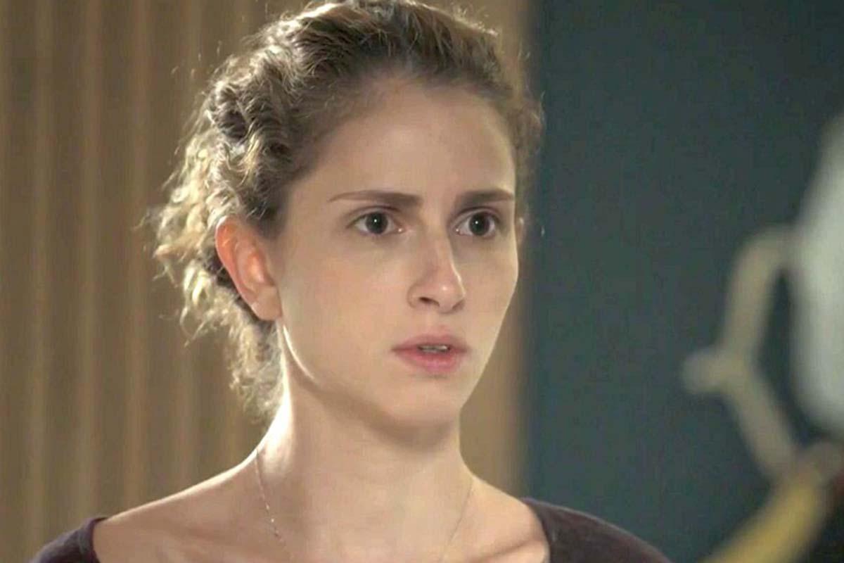 Ivana (Carol Duarte) em A Força do Querer