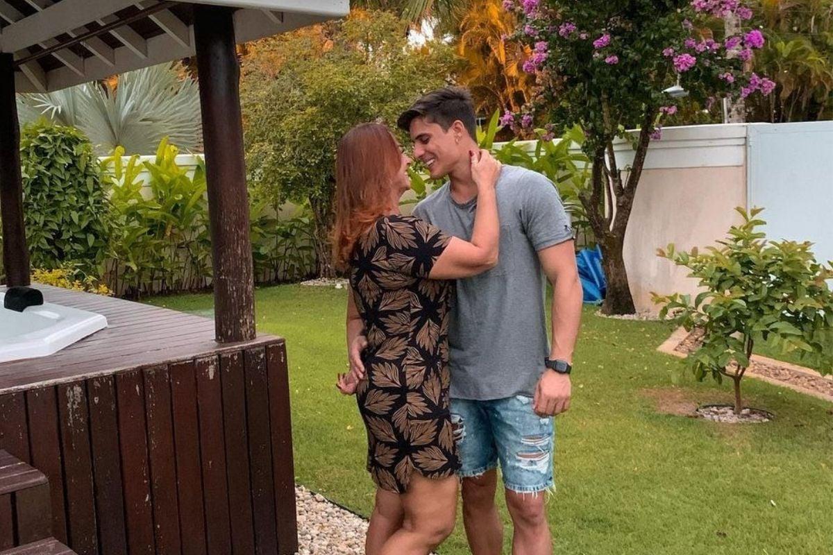 Tiago Ramos e Nadine Gonçalves