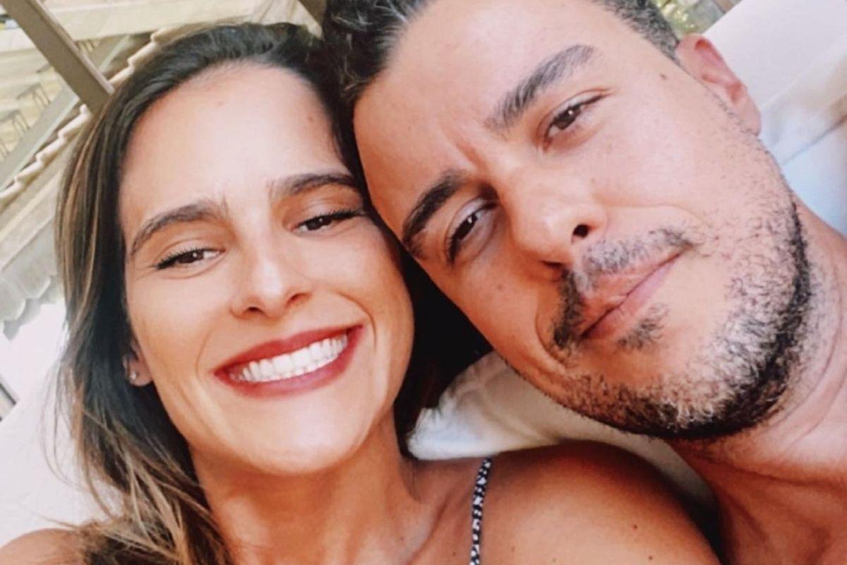 Marcella Fogaça e Joaquim Lopes