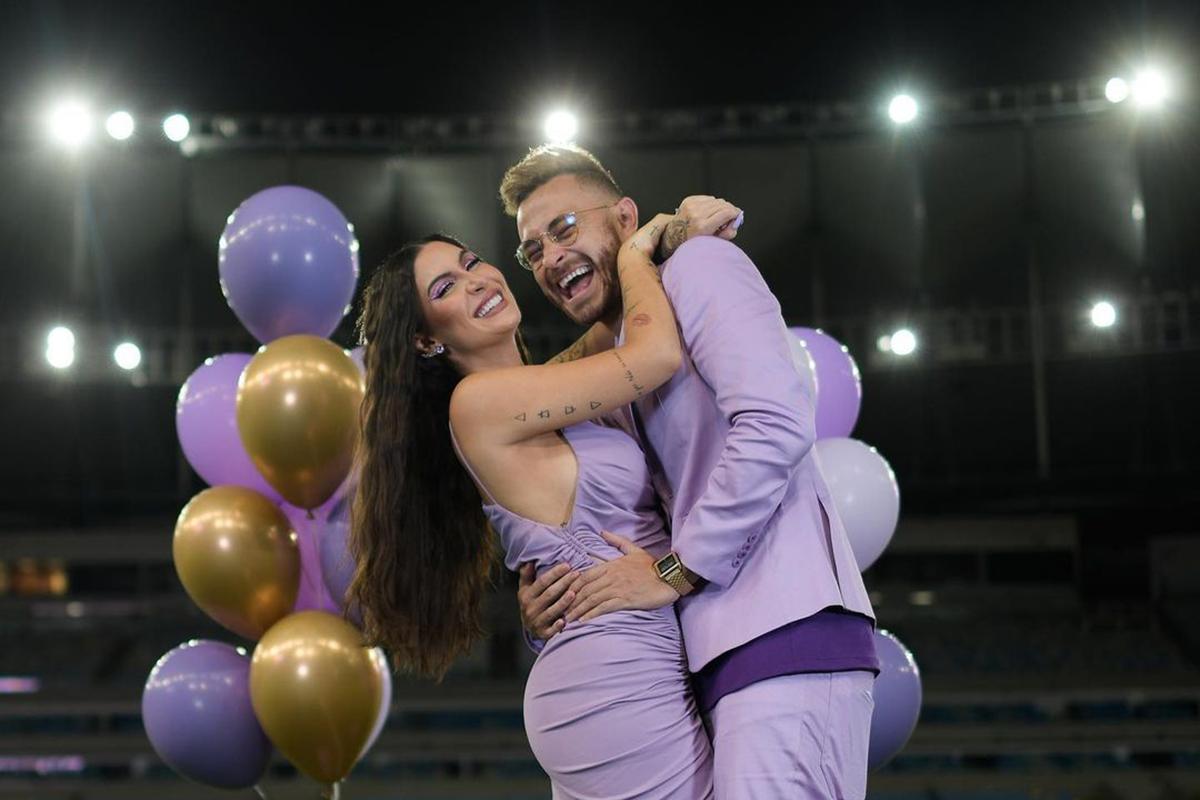 Bianca Andrade e Fred
