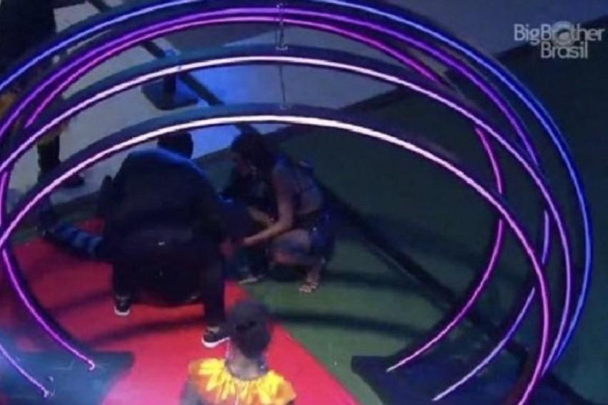 Caio - reprodução - Rede Globo