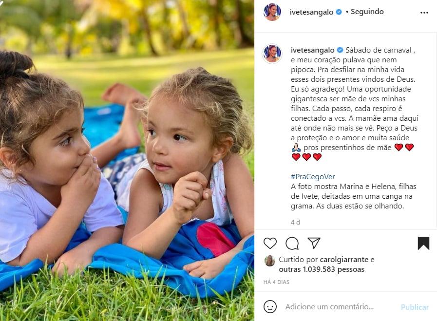 Festa de aniversário das filhas de Ivete Sangalo