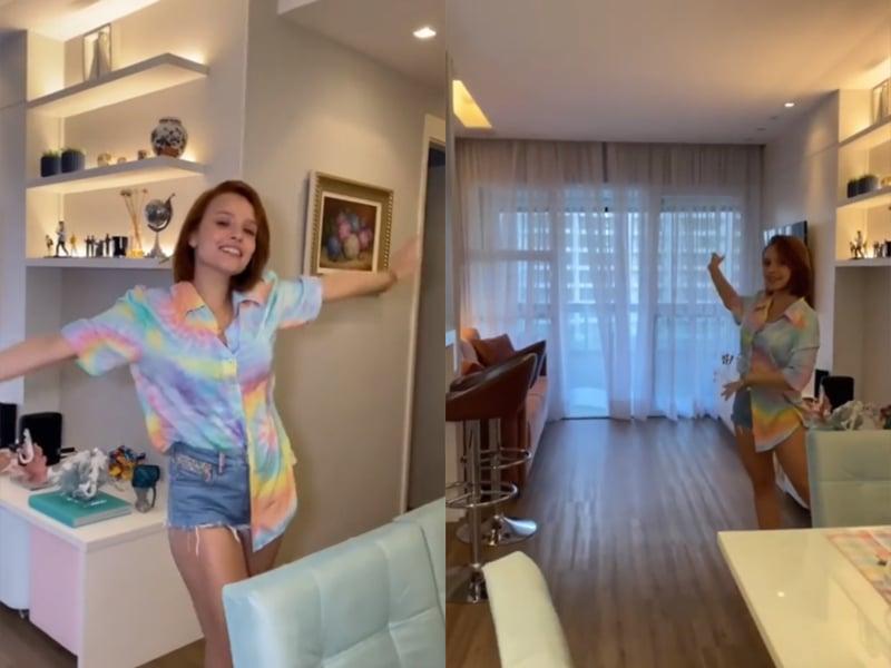 Apartamento da Larissa Manoela no Rio de Janeiro