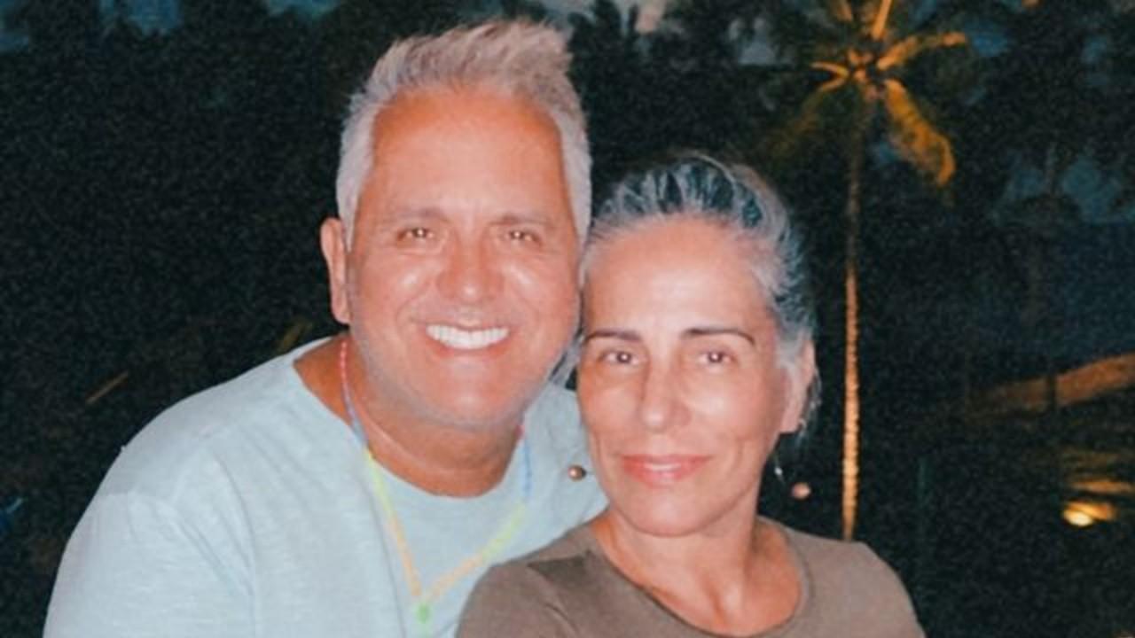 Orlando Morais e Gloria Pires - reprodução - instagram