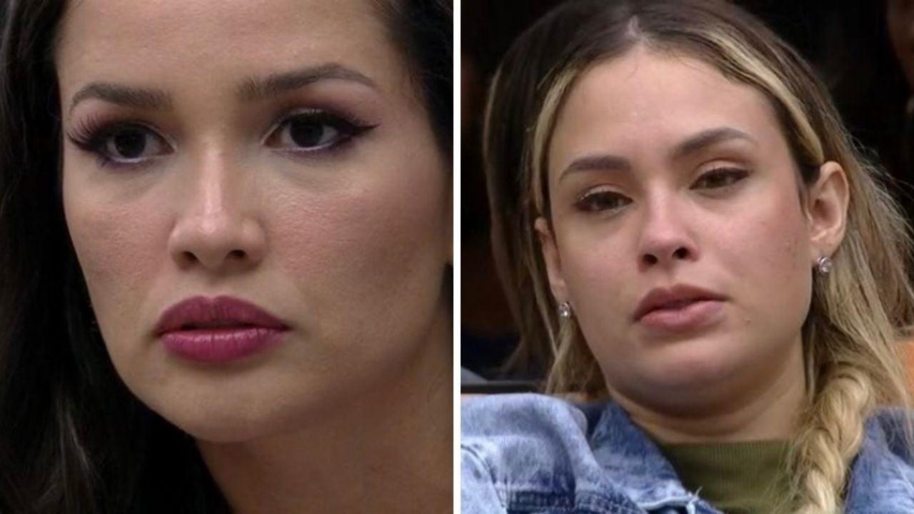 Juliette comenta reação de Sarah ao receber voto de Rodolffo