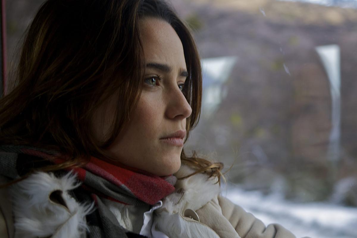 Ana (Fernanda Vasconcellos) em A Vida da Gente