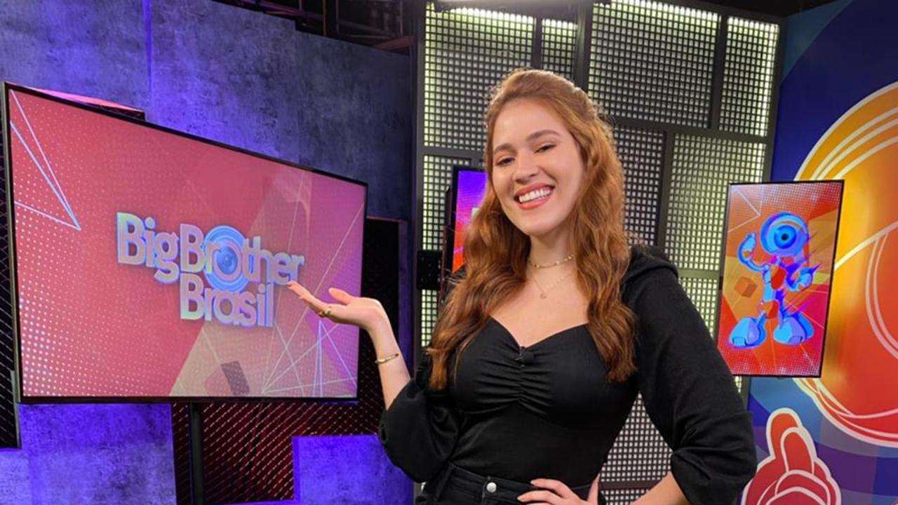 Ana Clara vai comandar o programa Plantão BBB na telinha da Globo