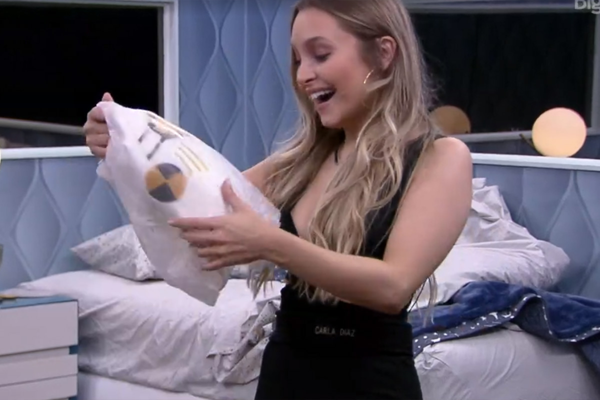 Carla Diaz - Crédito: Reprodução / Globo
